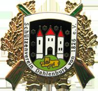 Wappen des Schützenvereins Dahlenburg